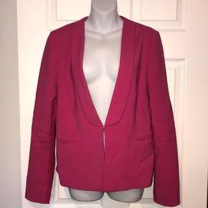 Sleek Pink BCBGMaxazria blazer